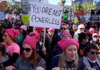 CA: Women's March Los Angeles